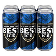 Milwaukee's Best Ice Beer 6 PK Cans