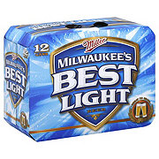 Milwaukee's Best Light Beer 12 PK Cans
