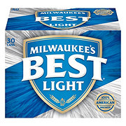 Milwaukee's Best Light Beer 30 PK Cans