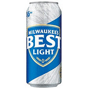 Milwaukee's Best Light Beer 6 PK Cans