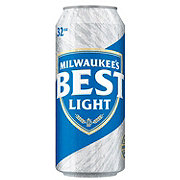 Milwaukee's Best Light Beer Can