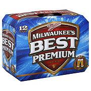 Milwaukee's Best Premium Beer 12 PK Cans