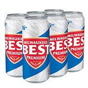 Milwaukee's Best Premium Beer 16 oz Cans