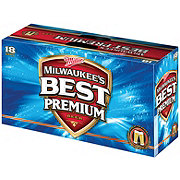 Milwaukee's Best Premium Beer 18 Pack Cans