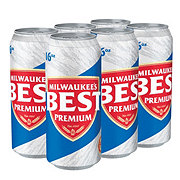 Milwaukee's Best Premium Beer 6 PK Cans