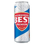 Milwaukee's Best Premium Beer Can
