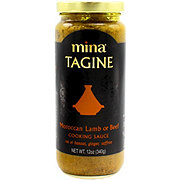 Mina Tagine Moroccan Lamb or Beef Cooking Sauce