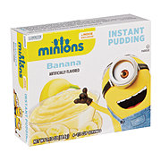 Minions Instant Pudding Banana