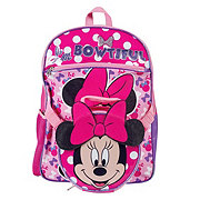 Minnie Mouse Backpack With Lunch