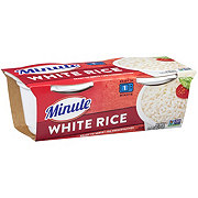 Minute Long Grain White Rice Cups