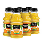 Minute Maid 100% Orange Juice 6 PK Bottles