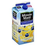 Minute Maid Blueberry Lemonade Drink