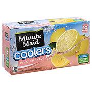 Minute Maid Coolers Pink Lemonade Flavored Fruit Drink