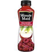 Minute Maid Cranberry Apple Raspberry Flavored Juice Beverage