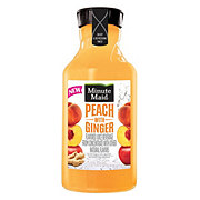 Minute Maid Ginger Peach