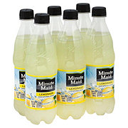 Minute Maid Lemonade 16.9 oz Bottles