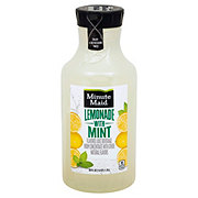 Minute Maid Lemonade with Mint