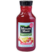 Minute Maid Light Fruit Punch