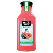 Minute Maid Light Watermelon Blueberry Fruit Drink