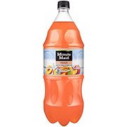 Minute Maid Peach Flavored Juice Drink