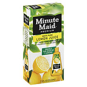 Minute Maid Premium Frozen 100% Pure Lemon Juice