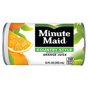 Minute Maid Premium Frozen Country Style 100% Orange Juice