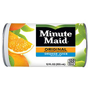 Minute Maid Premium Frozen Original 100% Pure Orange Juice Enriched with Calcium