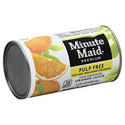 Minute Maid Premium Frozen Pulp Free 100% Pure Orange Juice