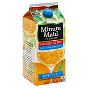 Minute Maid Premium Home Squeezed Style High Pulp 100% Orange Juice