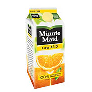 Minute Maid Premium Low Acid Orange Juice