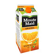 Minute Maid Premium Original Low Pulp 100% Orange Juice