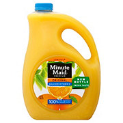 Minute Maid Premium Original Low Pulp Calcium and Vitamin D Orange Juice