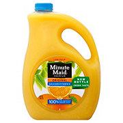 Minute Maid Premium Original Low Pulp Calcium and Vitamin D Orange Juice