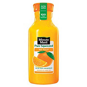 Minute Maid Pure Squeezed No Pulp 100% Orange Juice