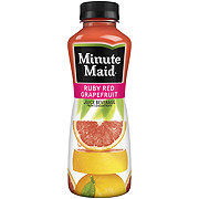 Minute Maid Ruby Red Grapefruit Juice