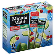 Minute Maid Soft Cherry and Limonada Frozen Limeade