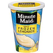 Minute Maid Soft Original Lemon Frozen Lemonade