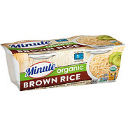Minute Organic Brown Rice