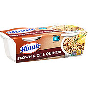 Minute Ready To Serve Brown Rice and Quinoa, 4.4 oz