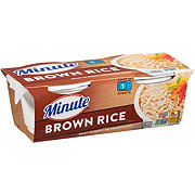 Minute Ready to Serve Brown Rice Cups, 4.4 oz