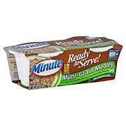 Minute Ready to Serve Multi- Grain Rice Medley