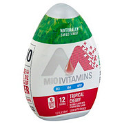 Mio Tropical Cherry Vitamins
