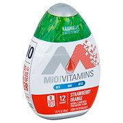 Mio Vitamins Strawberry Orange