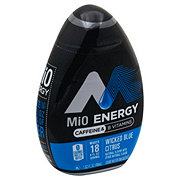 Mio Wicked Blue Citrus Energy Liquid Water Enhancer