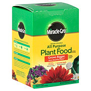 Miracle-Gro All Purpose Water Soluble Plant Food
