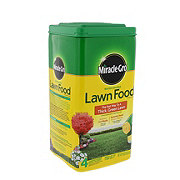 Miracle-Gro Lawn Food