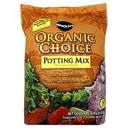 Miracle-Gro Organic Choice Potting Mix