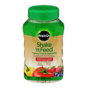 Miracle-Gro Shake 'n Feed Tomatoes, Fruits & Vegetables Plant Food