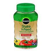 Miracle-Gro Shake 'n Feed Tomatoes, Fruits & Vegetables Plant Food