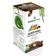 Miracle Tree Moringa Chocolate Organic Tea Bags